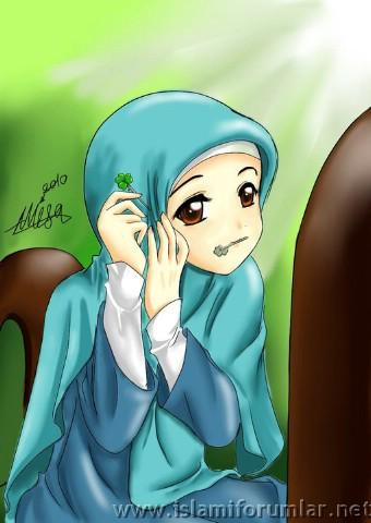 Resimlerin Devami Icin Tiklayin Anime Islami